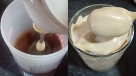 Crema di caffè all'acqua: pronta in 5 minuti e super golosa