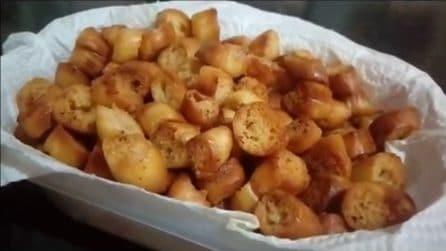 Crostini speziati: uno spuntino veloce da preparare a casa tua