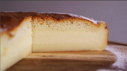 Torta magica, come averla morbida e cremosa: la ricetta perfetta