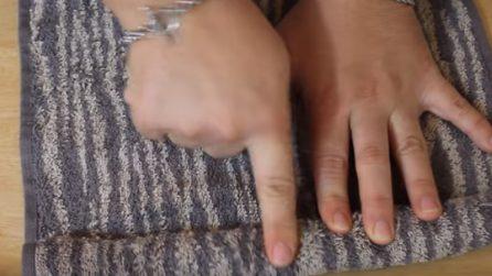 Come riutilizzare i vecchi asciugamani: il riciclo è davvero originale