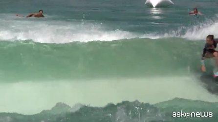 Fare Surf a Milano: aperta la prima Wave pool d'Italia