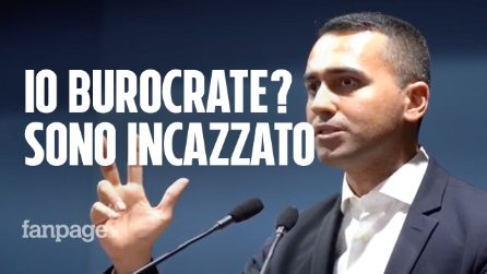 """M5S, sfogo di Di Maio su Di Battista: """"Incazzato per frase 'siamo burocrati chiusi nel palazzo'"""""""