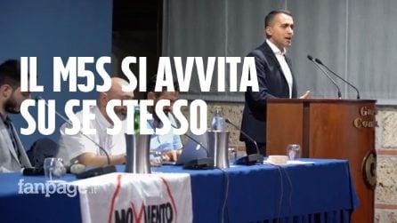 """M5S, Di Maio agli attivisti: """"Movimento non sa dove va, abbiamo bisogno di 'facilitatori' regionali"""""""