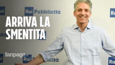 """Beppe Fiorello non andrà a Mediaset: smentito il passaggio per la fiction """"Gli orologi del diavolo"""""""