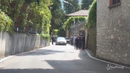 Obama sul lago di Como, weekend con famiglia nella villa dell'amico Clooney