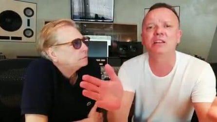 Gigi D'Alessio e Nino D'Angelo spiegano perché hanno cancellato il concerto