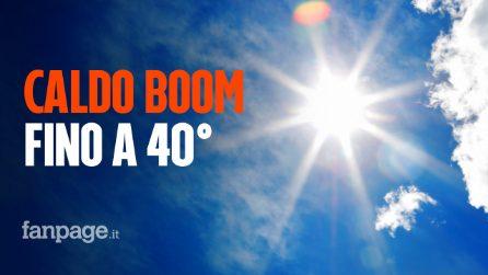 Meteo, Italia nella morsa del caldo: si sfioreranno i 40 gradi