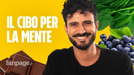 Maturità 2019: i consigli di Marco Bianchi per una corretta alimentazione