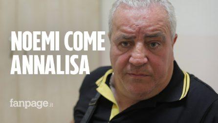 """Noemi, il papà di Annalisa Durante ai genitori: """"Non lasciate Napoli, lottate per il bene"""""""