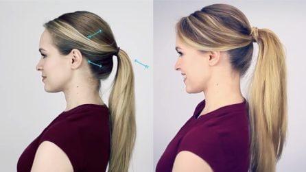 Come fare la coda alta in 5 minuti: il metodo perfetto e veloce