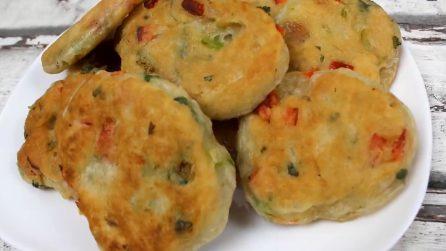 Panini di verdure: lo spuntino saporito che piacerà a tutti