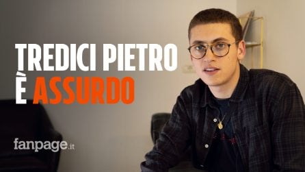 """Tredici Pietro: """"Sono il figlio di Morandi, se non fossi stato credibile mi avrebbero sotterrato"""""""