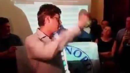"""Casalmaggiore, il neo sindaco leghista Bongiovanni insulta l'opposizione: """"Quella è feccia"""""""