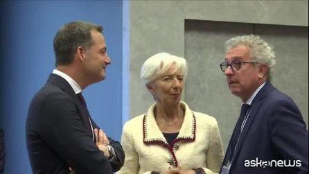 """Ue, Ecofin conferma: """"Giustificata procedura su debito Italia"""""""