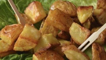 Patate al forno con la buccia: come averle davvero saporite