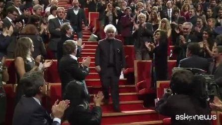 Pedro Almodovar Leone d'oro alla carriera alla Mostra di Venezia