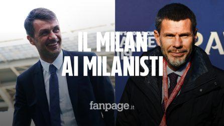 Milan, ufficiali Maldini e Boban: il croato è il nuovo Chief Football Officer del club