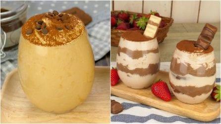 4 ricette per delle mousse estive fresche e golose!