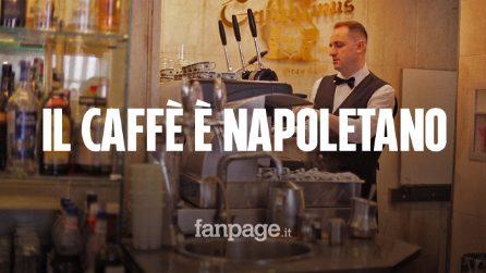 """Napoli, il bar Gambrinus risponde a Report: """"Altro che rancido, il caffè napoletano è unico al mondo"""""""