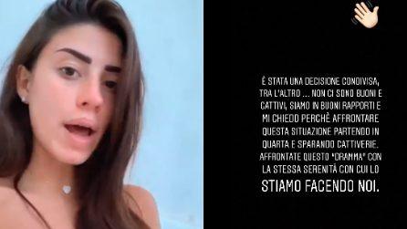 """Angela Nasti rompe il silenzio: """"Ecco perché è finita con Alessio Campoli"""""""