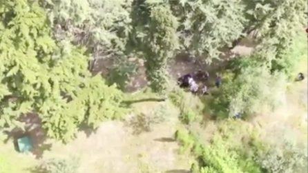 Firenze, donna smarrita in campagna: ritrovata dopo due giorni