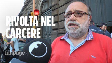 """Rivolta nel carcere di Poggioreale a Napoli, il garante dei detenuti: """"Questa è solo la miccia"""""""