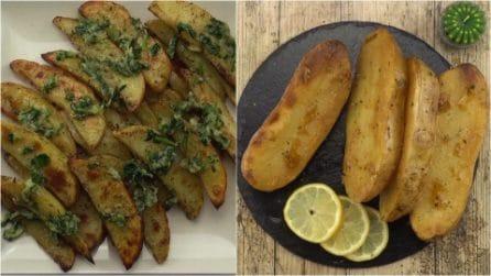 3 ricette facili e veloci per preparare le patate al forno più buone di sempre!