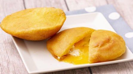 Arepas ripiene di uova: la ricetta facile e saporita per farle in casa!