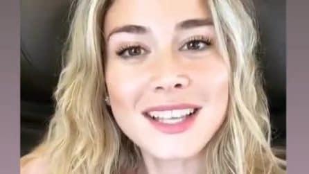 Il video di Diletta Leotta che ha scatenato il gossip (infondato) sul flirt con Francesco Monte