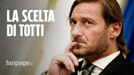 """Filippo Galli e Tassotti sull'addio di Totti alla Roma: """"Massimo rispetto per Francesco"""""""