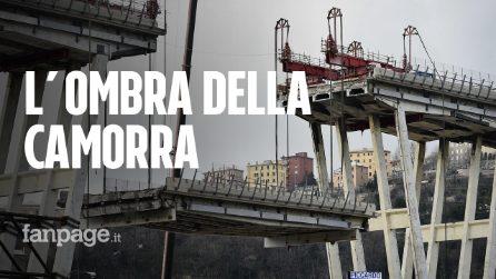 L'ombra della camorra nella demolizione di Ponte Morandi: arrestati i vertici di un'impresa