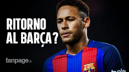 Neymar torna al Barcellona: cifre e dettagli della clamorosa operazione di mercato col Psg