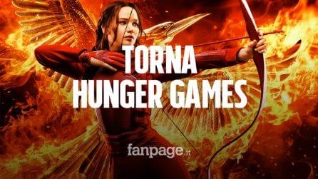 Hunger Games, in arrivo il romanzo che darà vita al prequel della saga