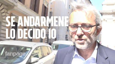 """Direzione Pd, Giachetti: """"Noi minoranza leale, se me ne voglio andare lo decido io"""""""