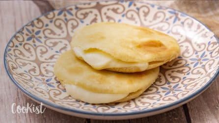 Corn cakes: they are easy to make and will be a perfect side to any southwest meal!