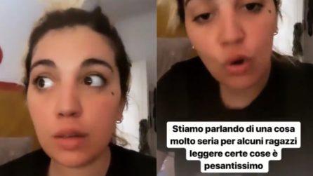 """Veronica Satti contro Ursula Bennardo: """"I bisessuali non sono perversi, tu lo sei"""""""