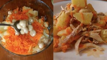 Insalata di pollo: un secondo piatto fresco e semplice da preparare
