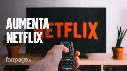 Aumenta Netflix, abbonamenti più cari: ecco quanto si pagherà in più