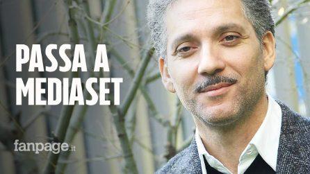 """Beppe Fiorello lascia Rai1. Passa a Mediaset con la nuova fiction """"Gli orologi del Diavolo"""""""