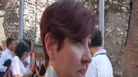 Roma, abitanti delle case popolati incatenati al Campidoglio: 'Situazione insostenibile'