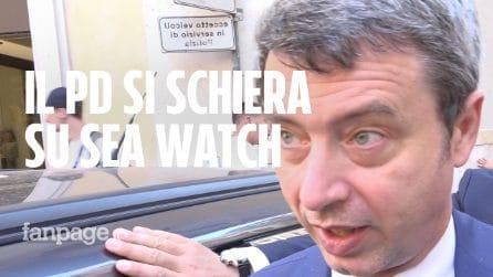 """Sea Watch 3, il Pd: """"La nave deve sbarcare"""". Ma i dem difendono ancora la linea Minniti"""