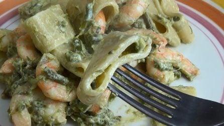 Crema di asparagi e mazzancolle: una combinazione perfetta per un primo piatto ottimo