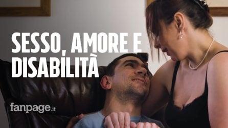 """Anna, prima assistente sessuale per disabili in Italia: """"Così insegno a vivere l'intimità"""""""