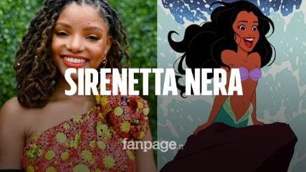 Disney ha scelto Halle Bailey per il suo prossimo film live-action: sarà Ariel ne La Sirenetta