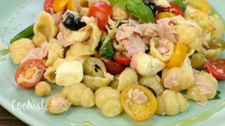Pasta salad: the Italian recipe that you will love!