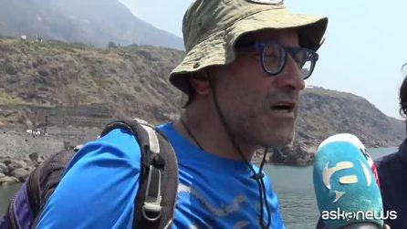 Stromboli, il vulcanologo: la situazione mostra parametri normali