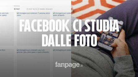 Facebook down, che cosa significano le scritte che appaiono sulle nostre foto