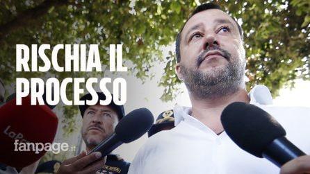 """Salvini posta una foto con alcune poliziotte contro Carola Rackete: """"Sto con chi difende la legge"""""""