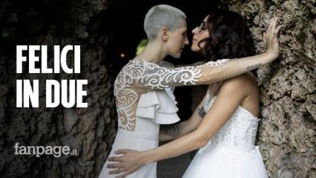 """Antonella Lo Coco ed Elisa Paolini si sposano: """"La mia canzone è un atto d'amore"""""""