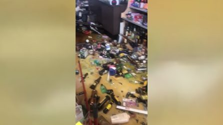 Terremoto California, gli effetti della violenta scossa
